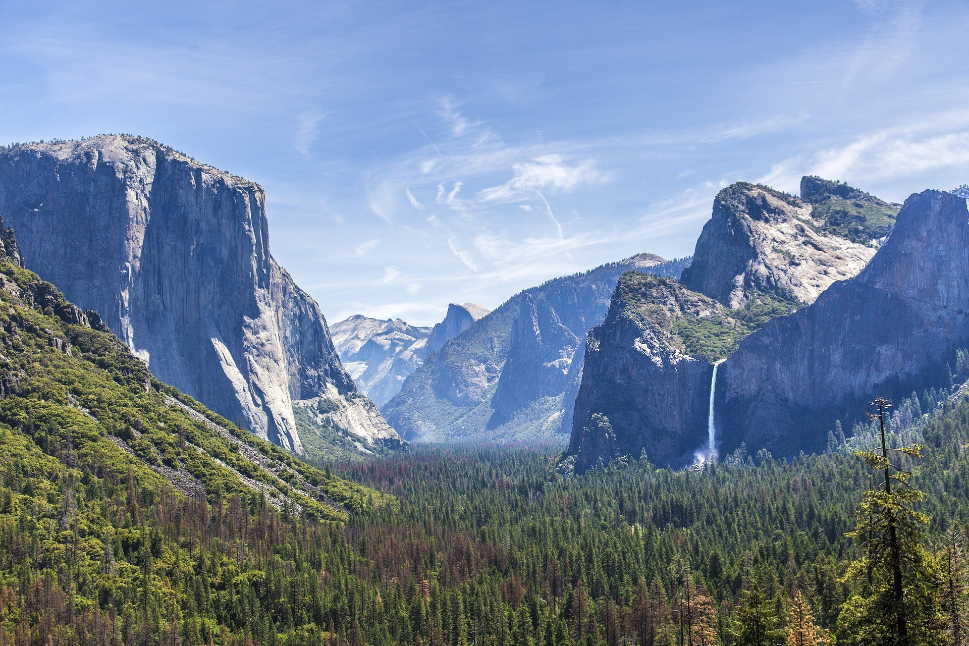 Kings Canyon National Park, Nationale Parken in de Verenigde Staten