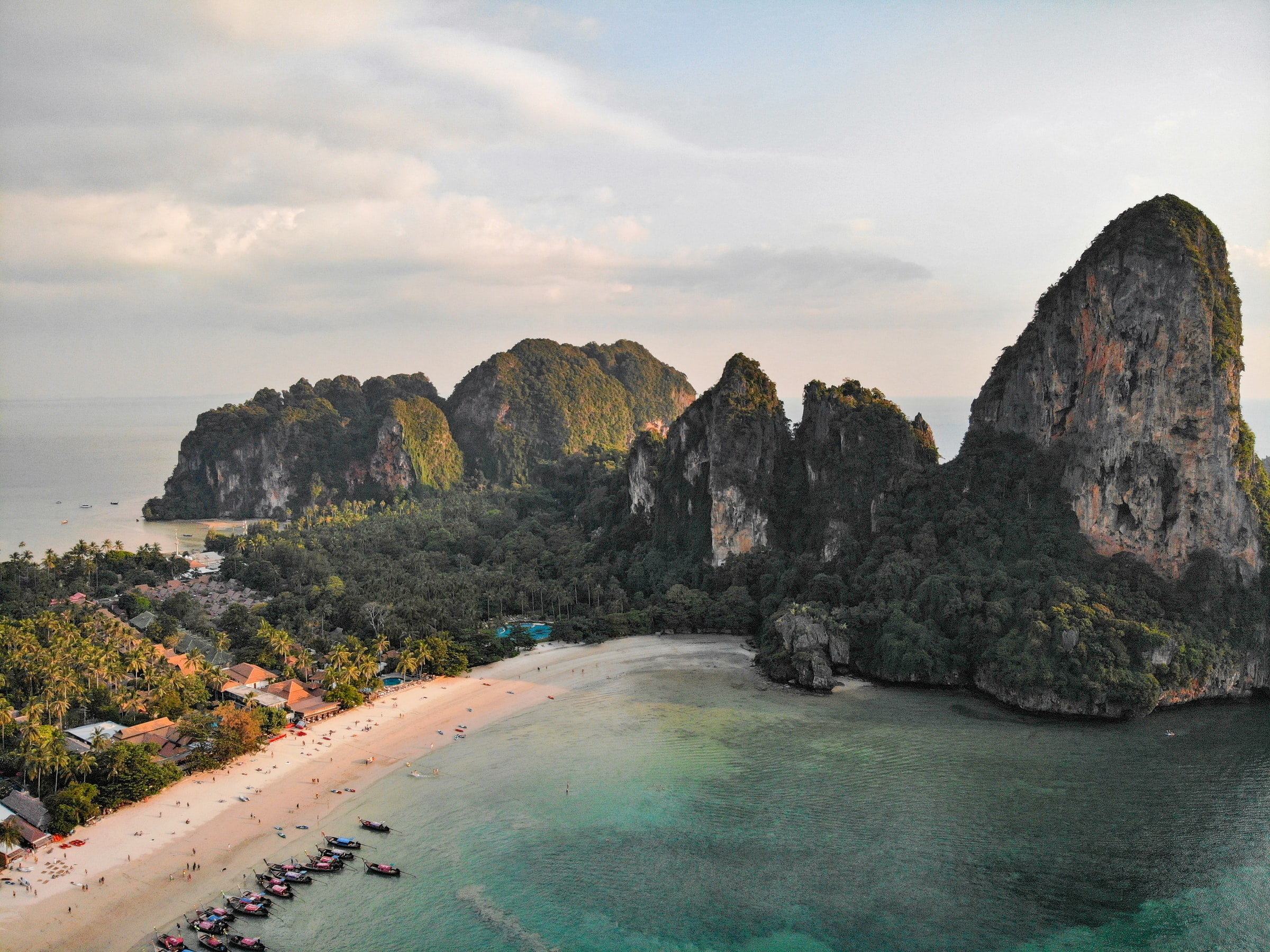 Krabi, must sees in Thailand