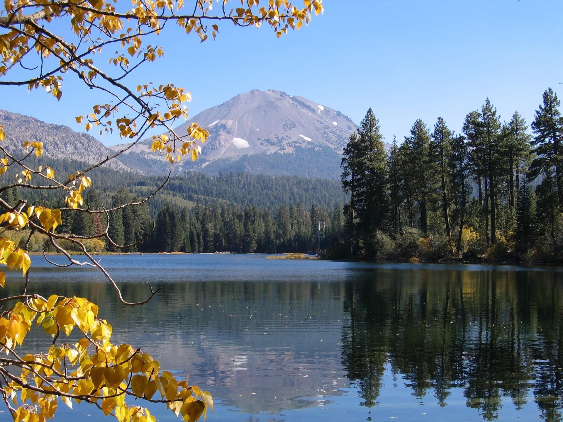 Lassen Volcanic National Park, Nationale Parken in de Verenigde Staten