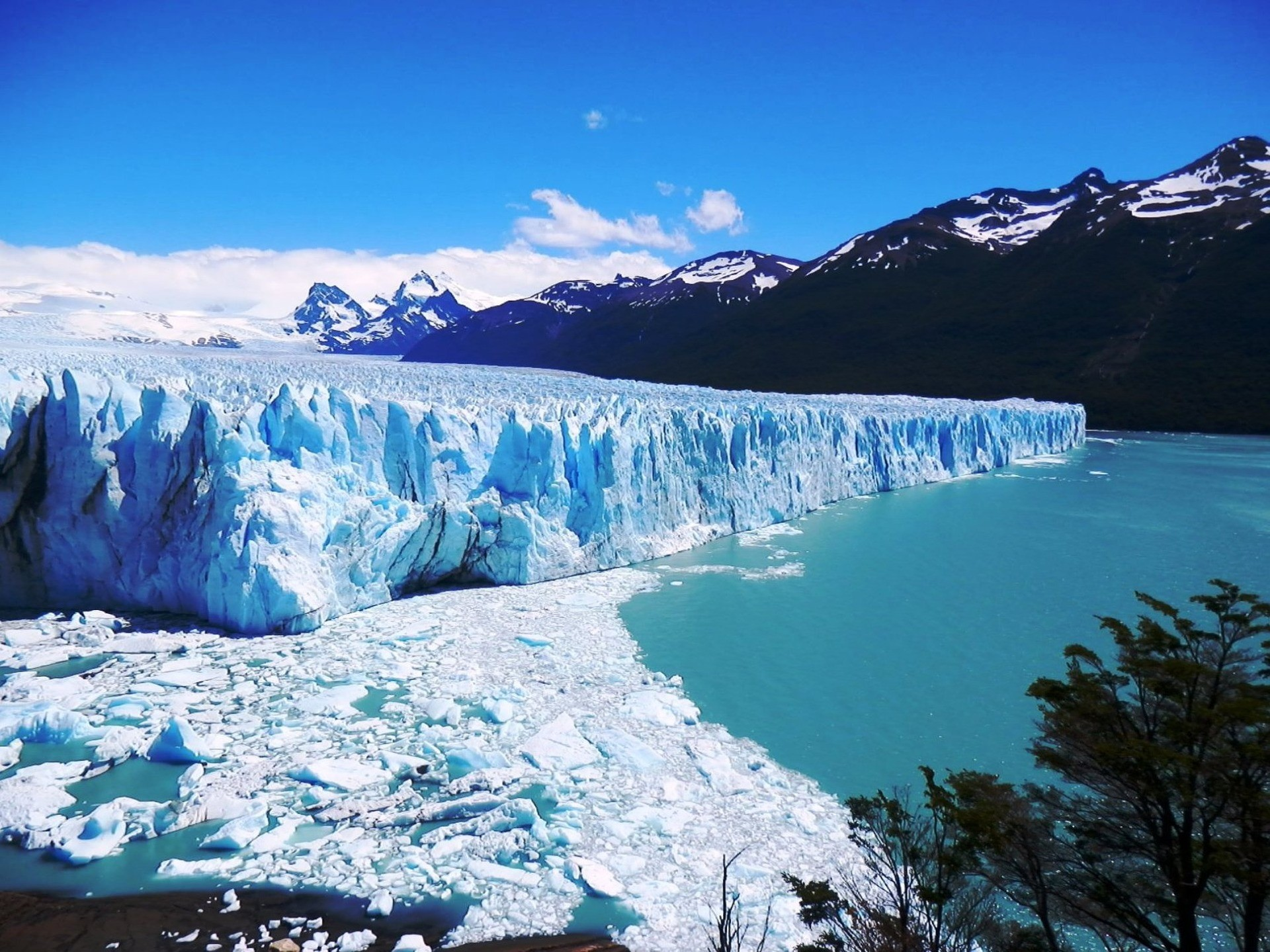 Must sees in Zuid-Amerika: Nationaal park Los Glaciares