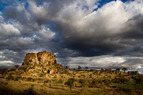 Mapungubwe National Park, Zuid-Afrika