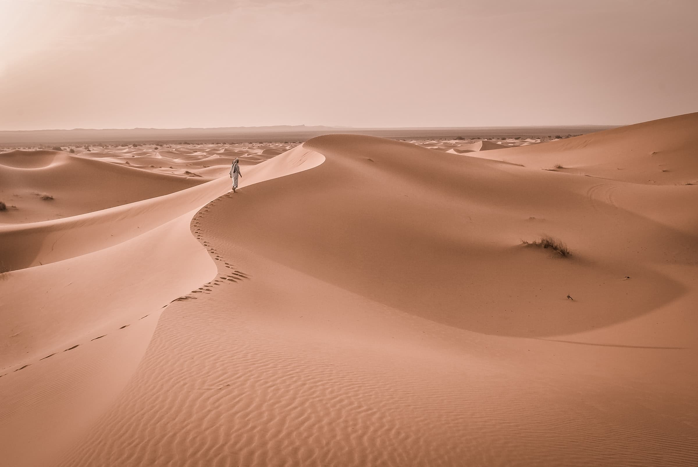 Must sees in Afrika: Merzouga, Marokko