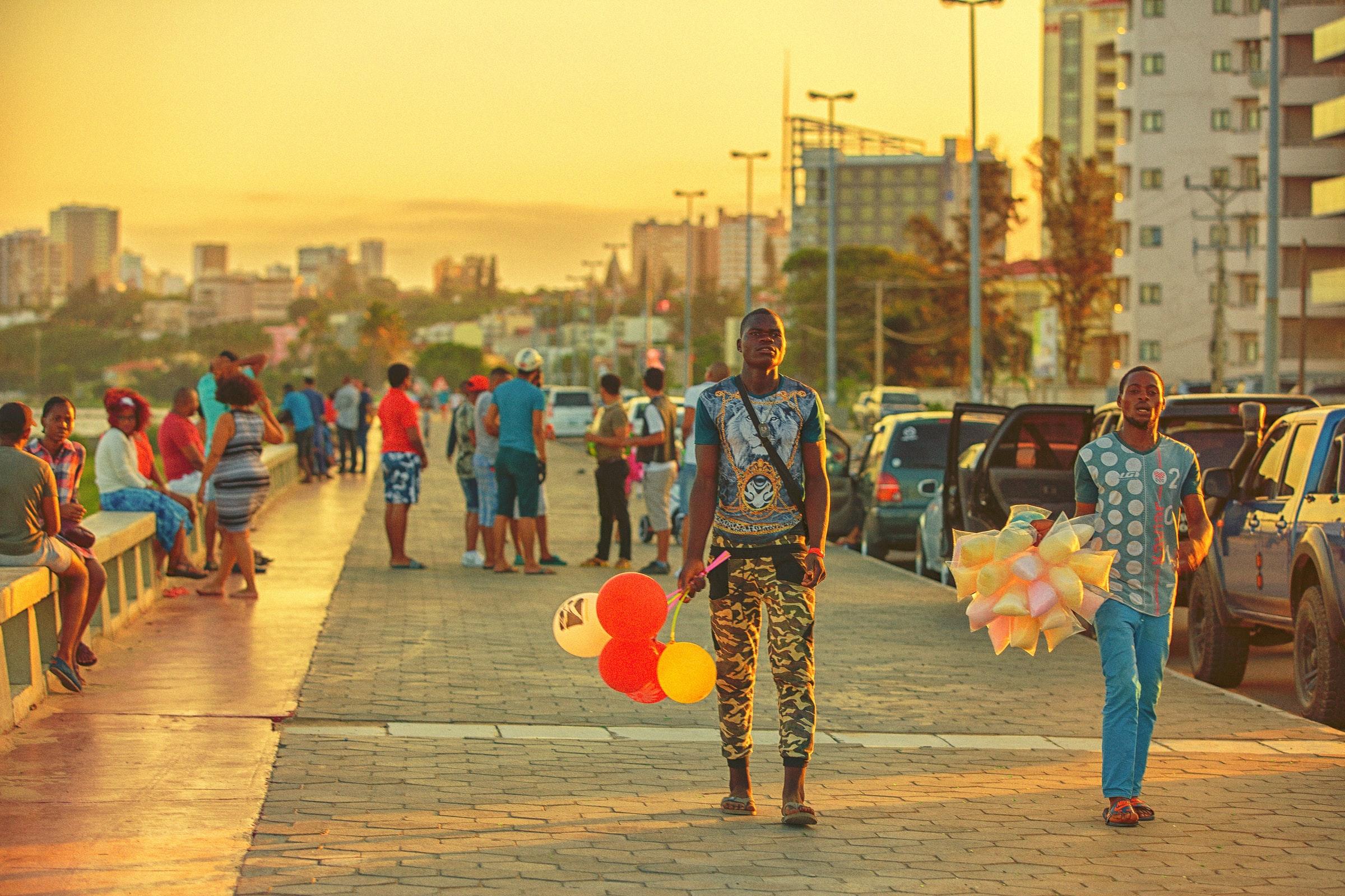 Mozambique, Maputo