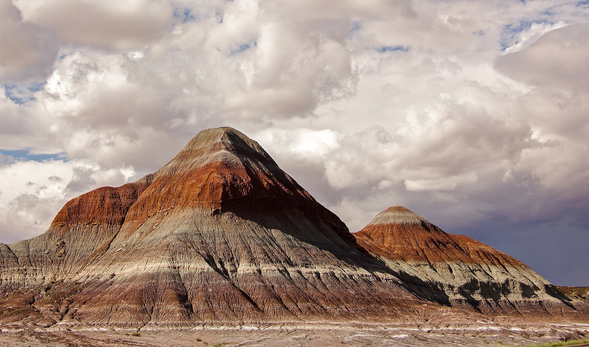 Petrified Forest National Park, Nationale Parken in de Verenigde Staten