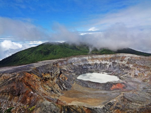 Poas Volcano Nationaal Park