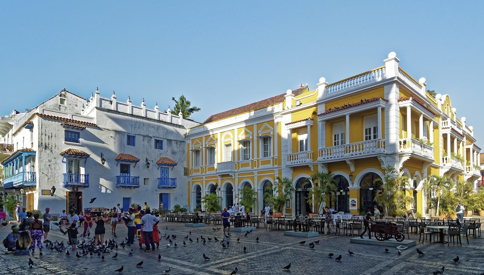 Cartagena, een heerlijke must see stad in Zuid-Amerika
