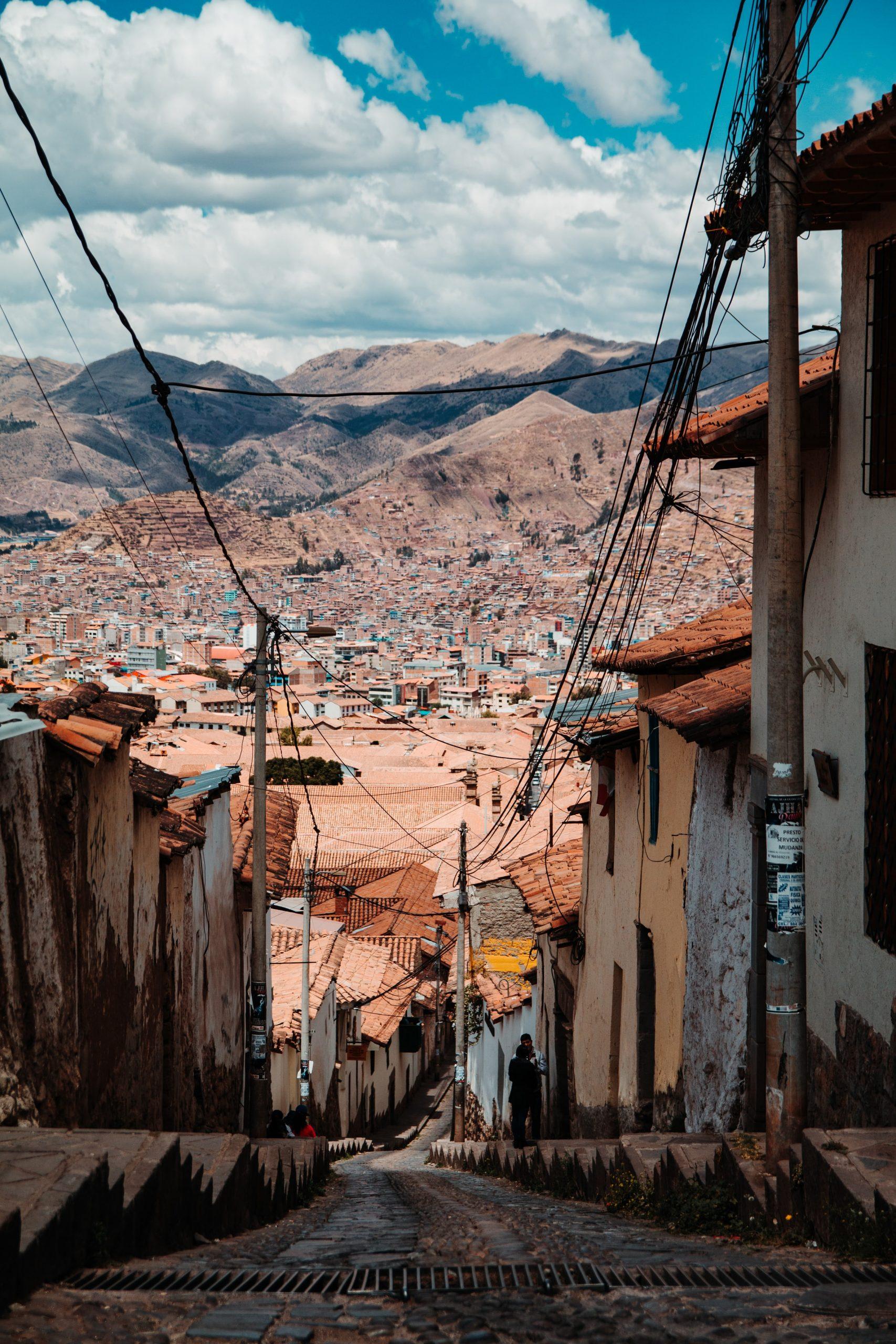 Cusco, één van de must sees in Zuid-Amerika