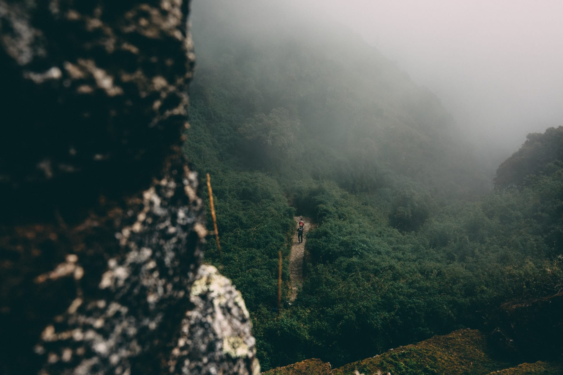 Inca Trail, Pacaymayu