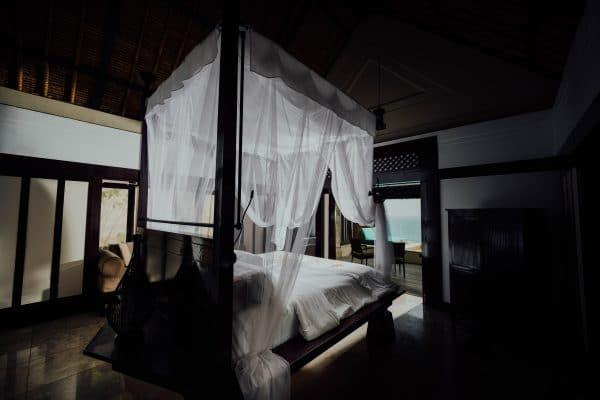 Een klamboe - het perfecte wapen tegen muggen en Malaria