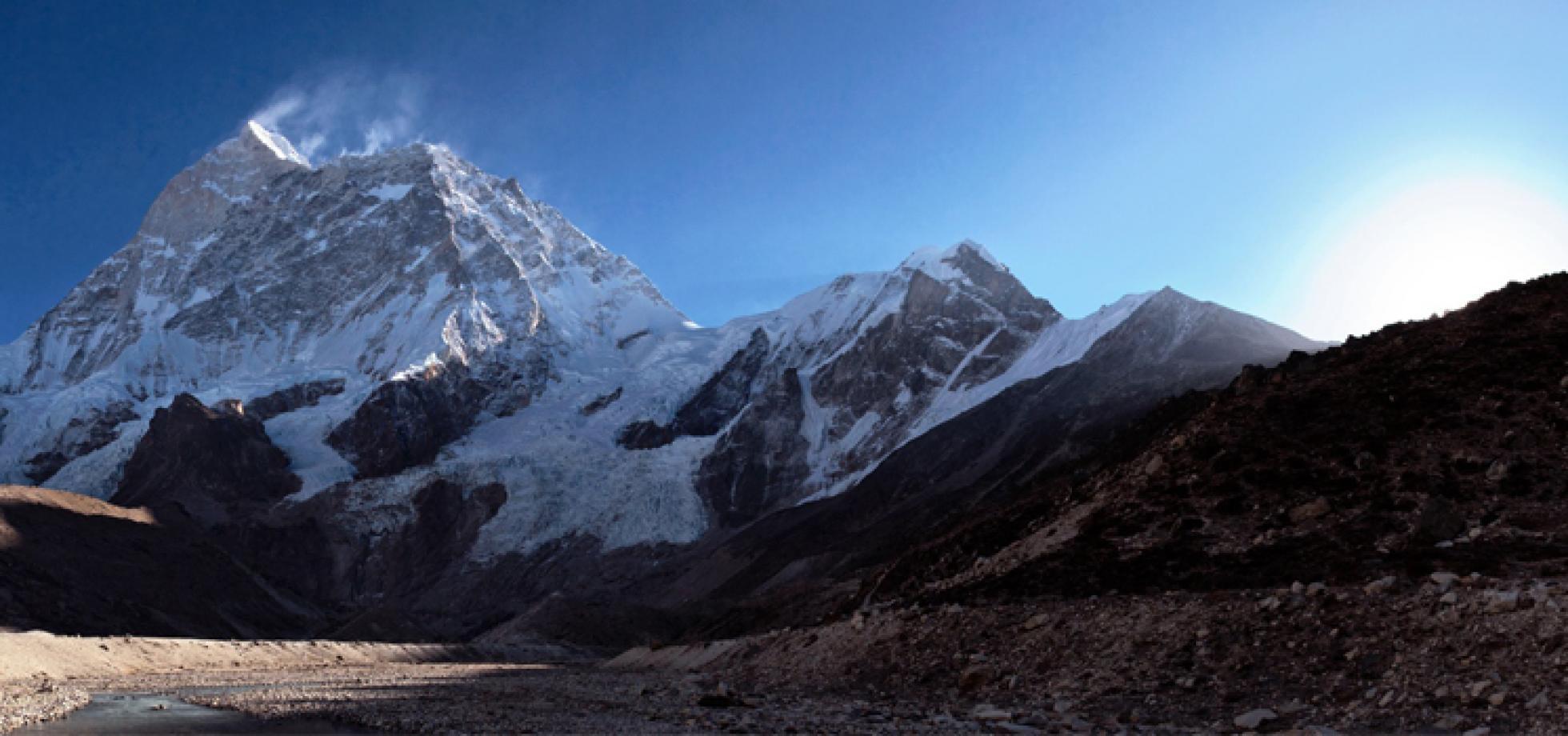 Makalu Barun National Park nationale parken in Nepal