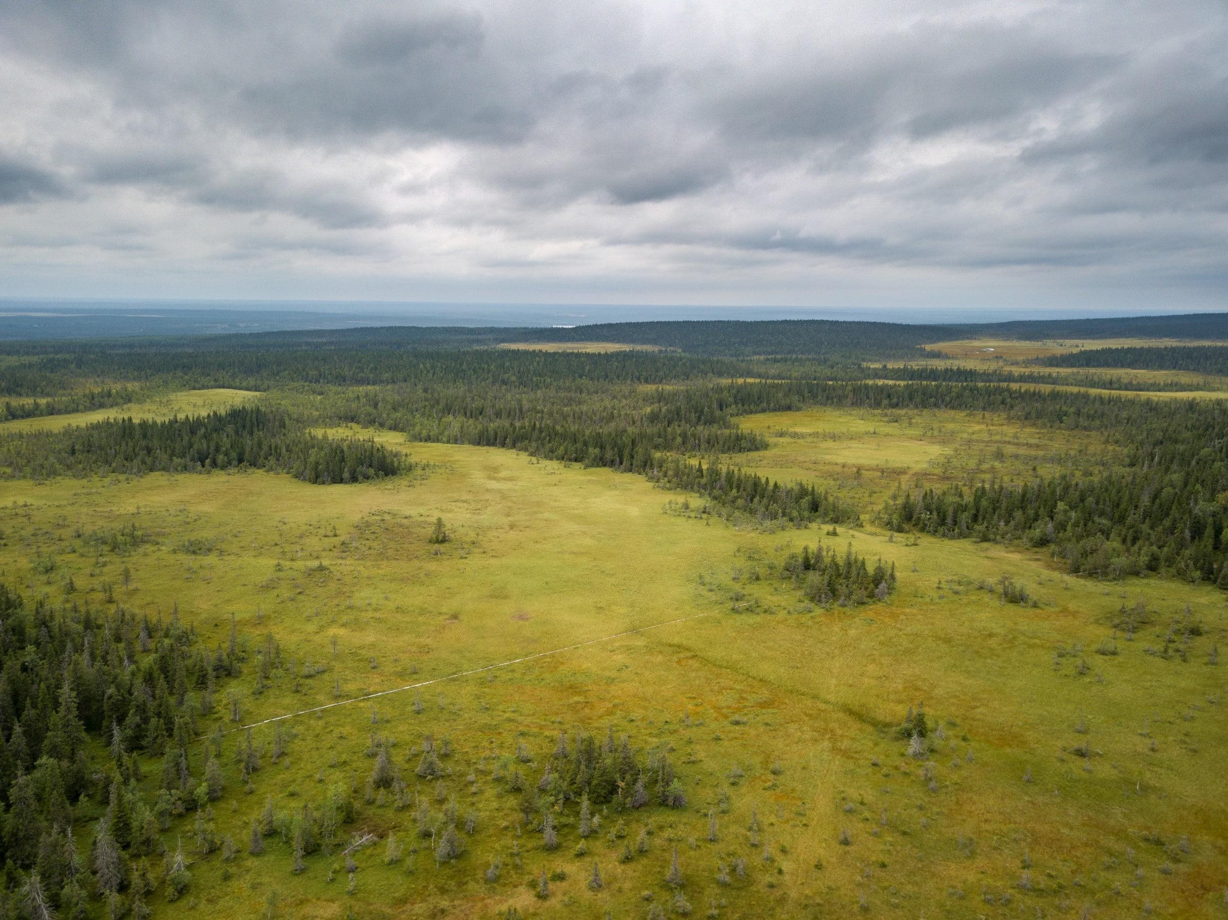 Syöte Nationaal Park, Finland