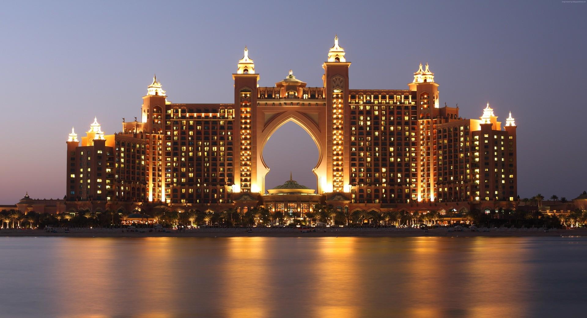 Palm Atlantis Dubai, één van de must sees in Dubai