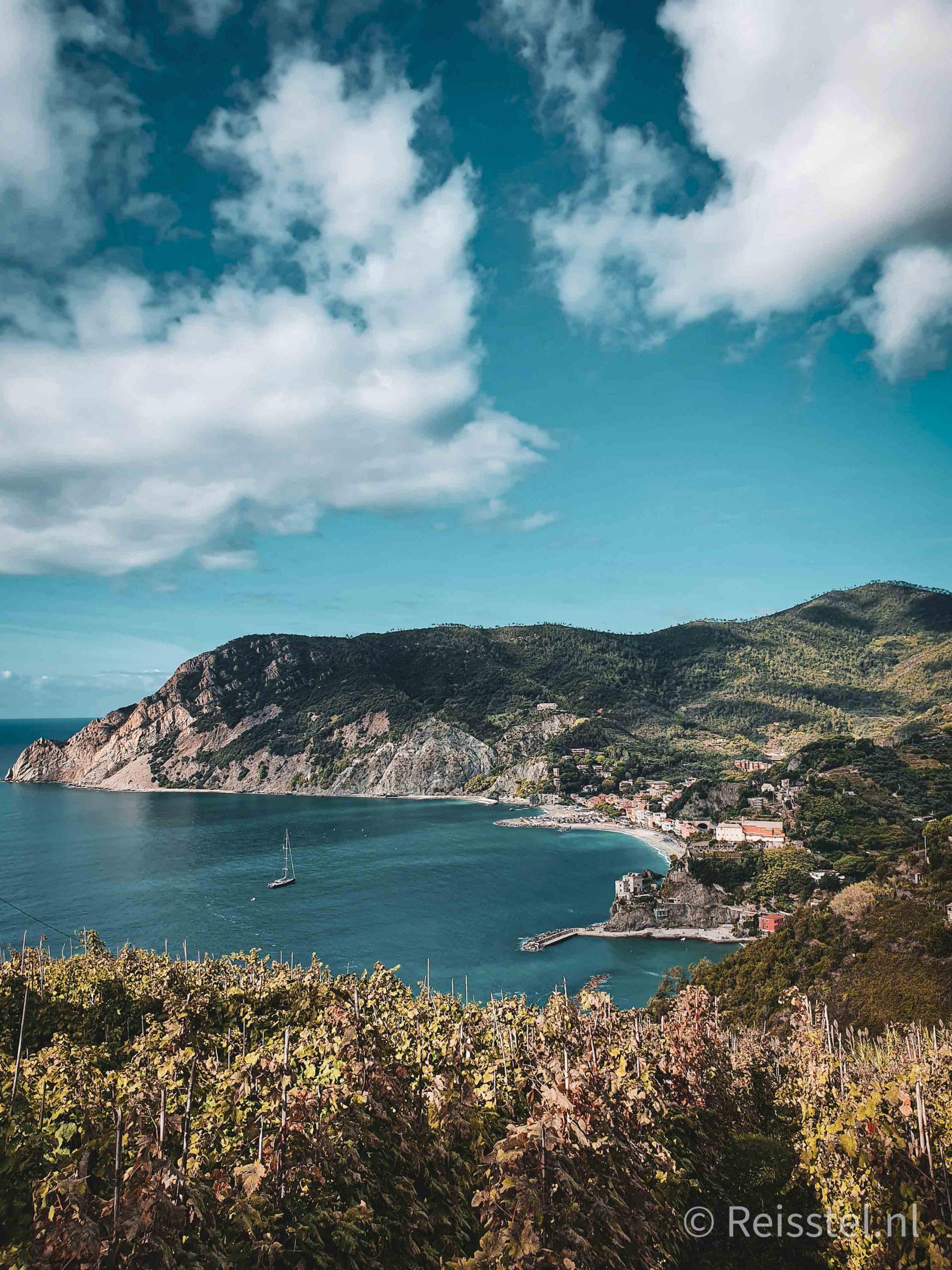 ontdek Cinque Terre | 2 daagse hike | Monterossa al mare
