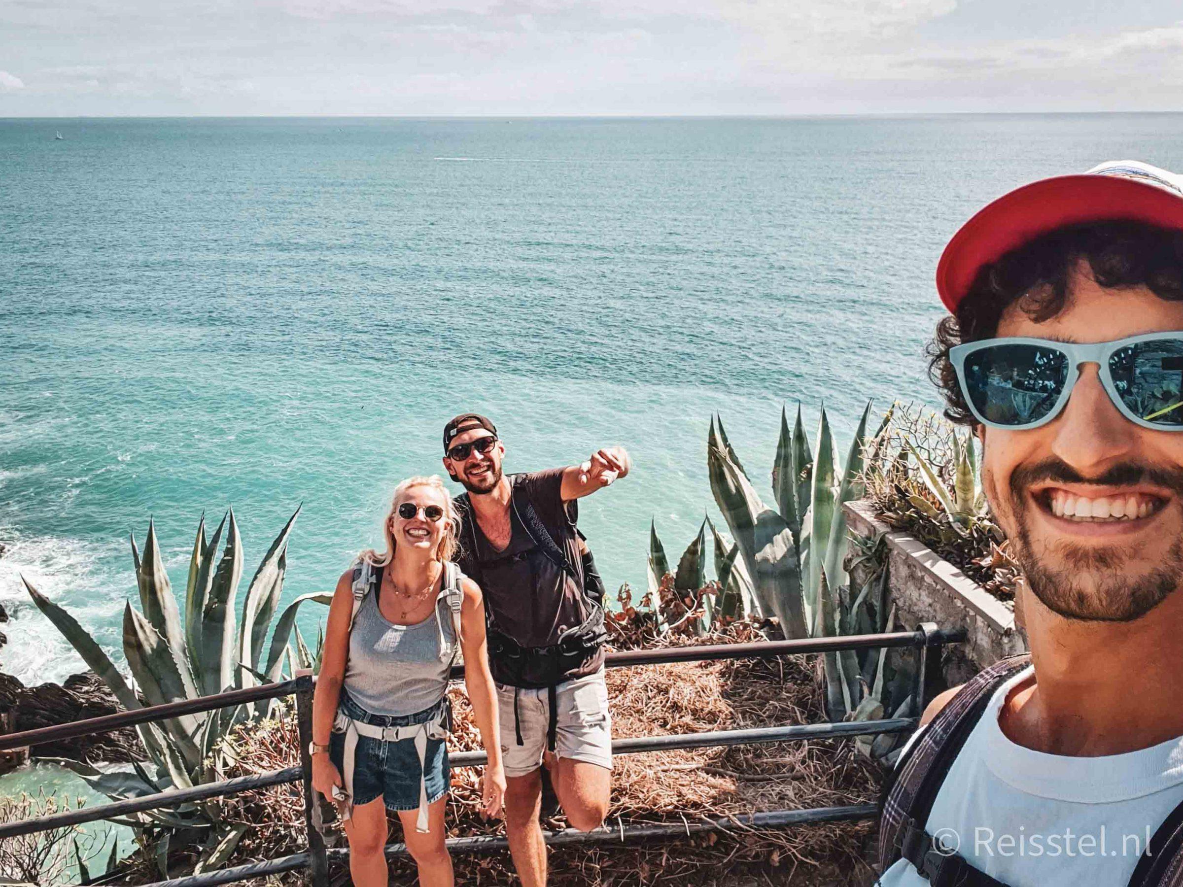 ontdek Cinque Terre | 2 daagse hike | Hiken met Matteo