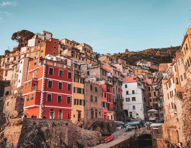 Must do in Italië: de Cinque Terre hike | 2 daagse wandeling | header