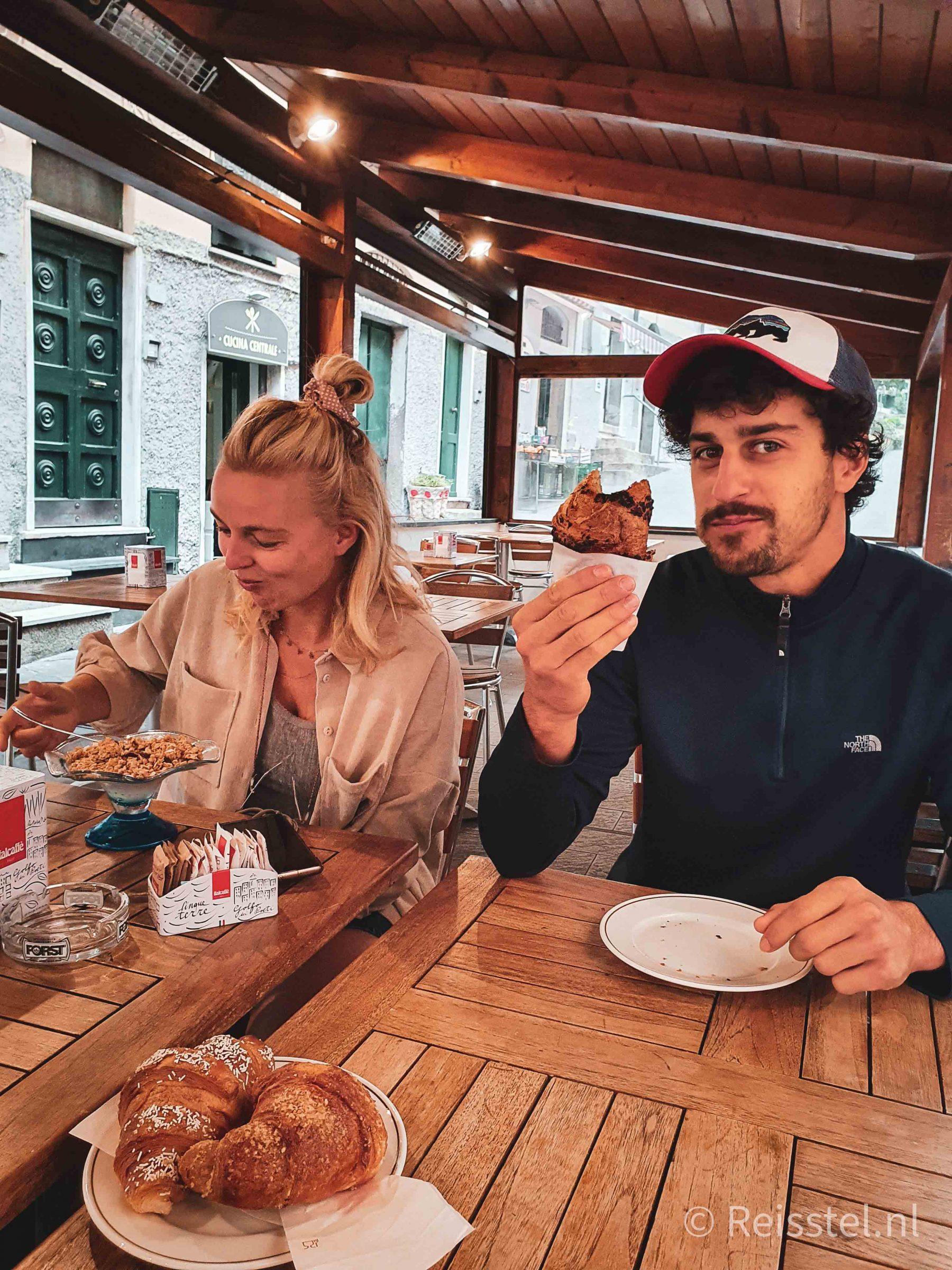 ontdek Cinque Terre | 2 daagse hike | Ontbijt