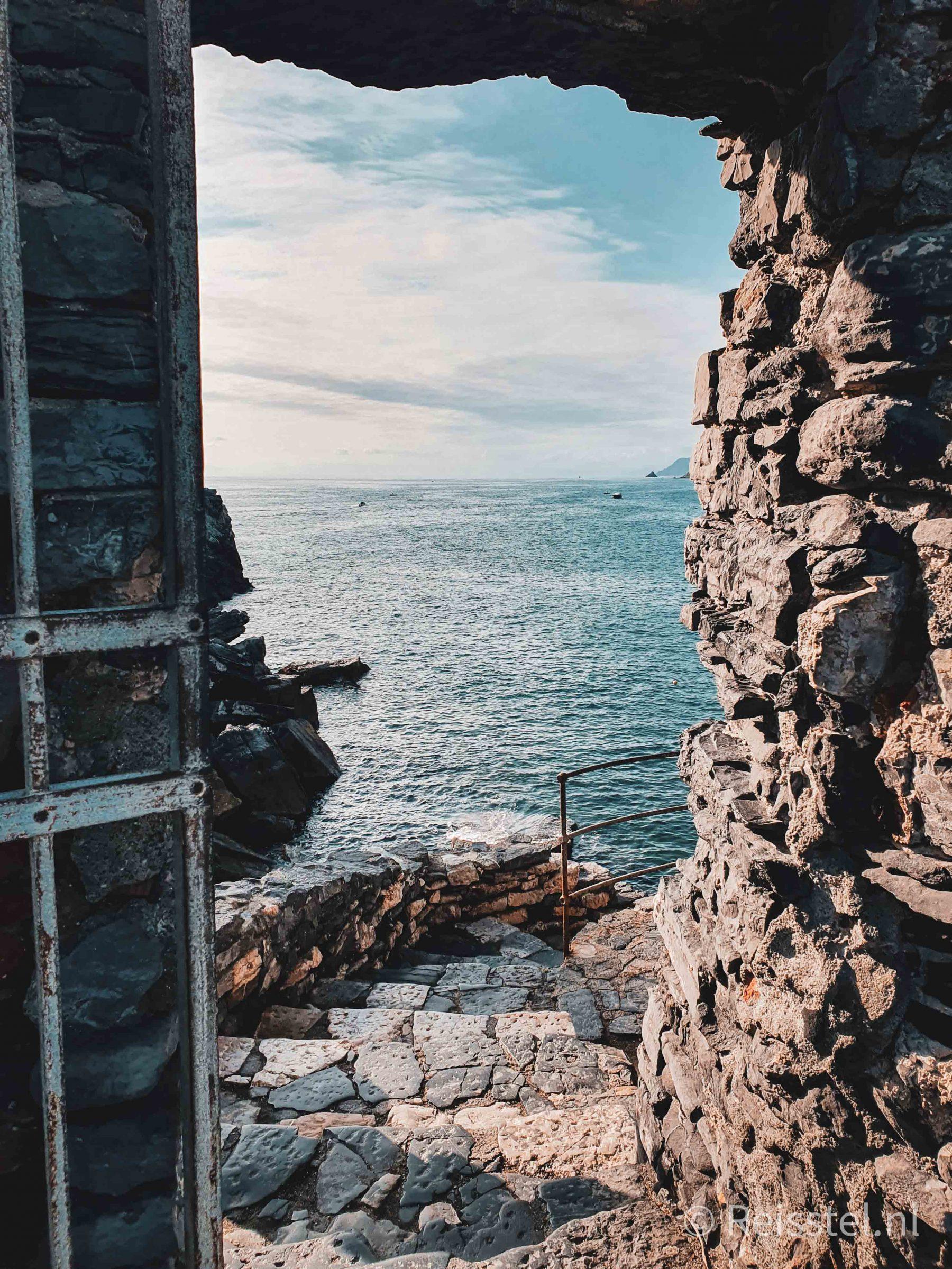 ontdek Cinque Terre | 2 daagse hike | doorkijkje Portovenere