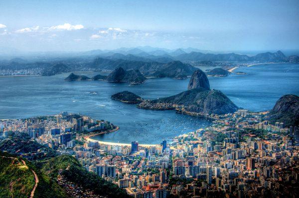 Brazilië | Het 5e grootste land ter wereld