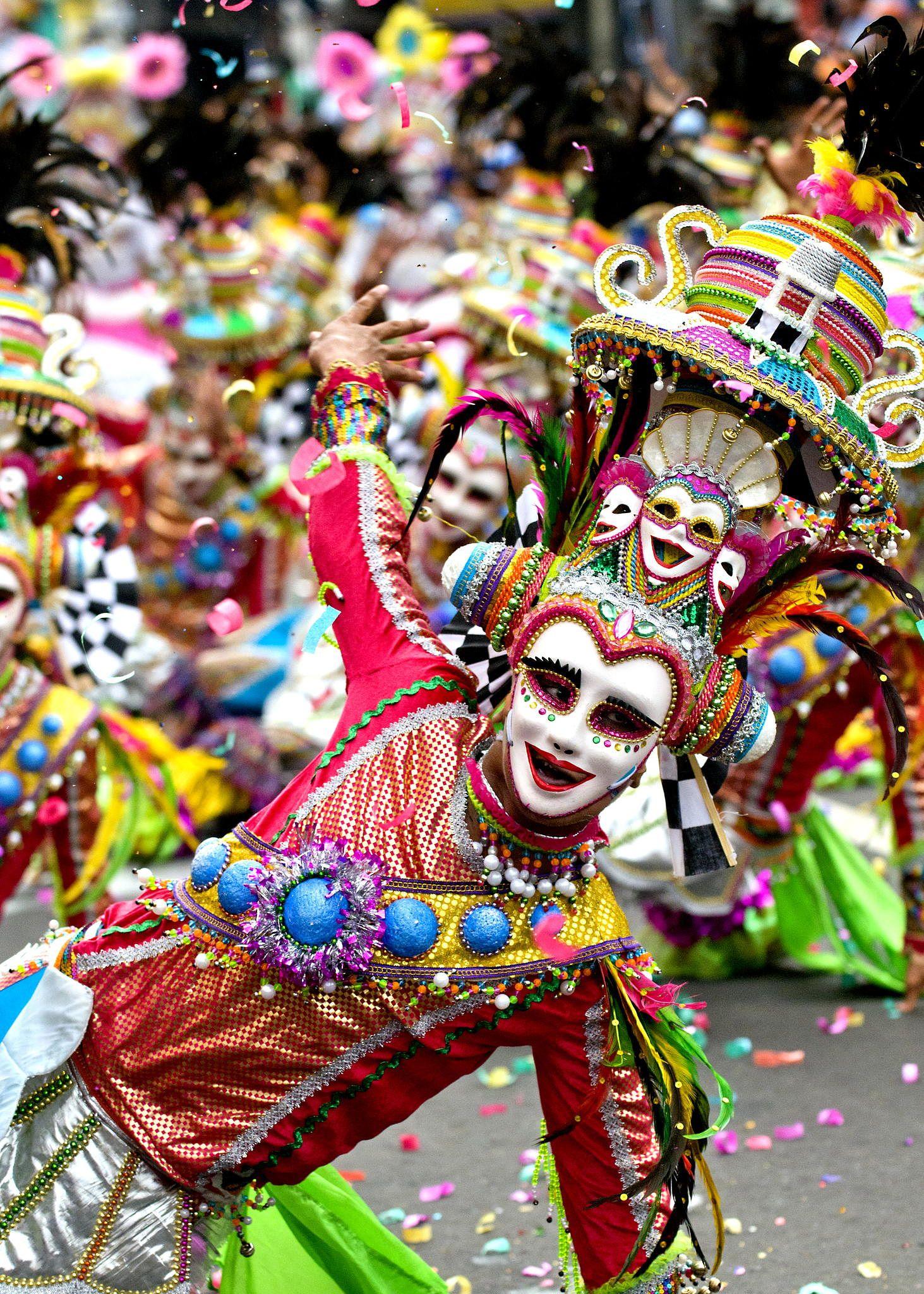 Masskara Kunst Festival, Filipijnen