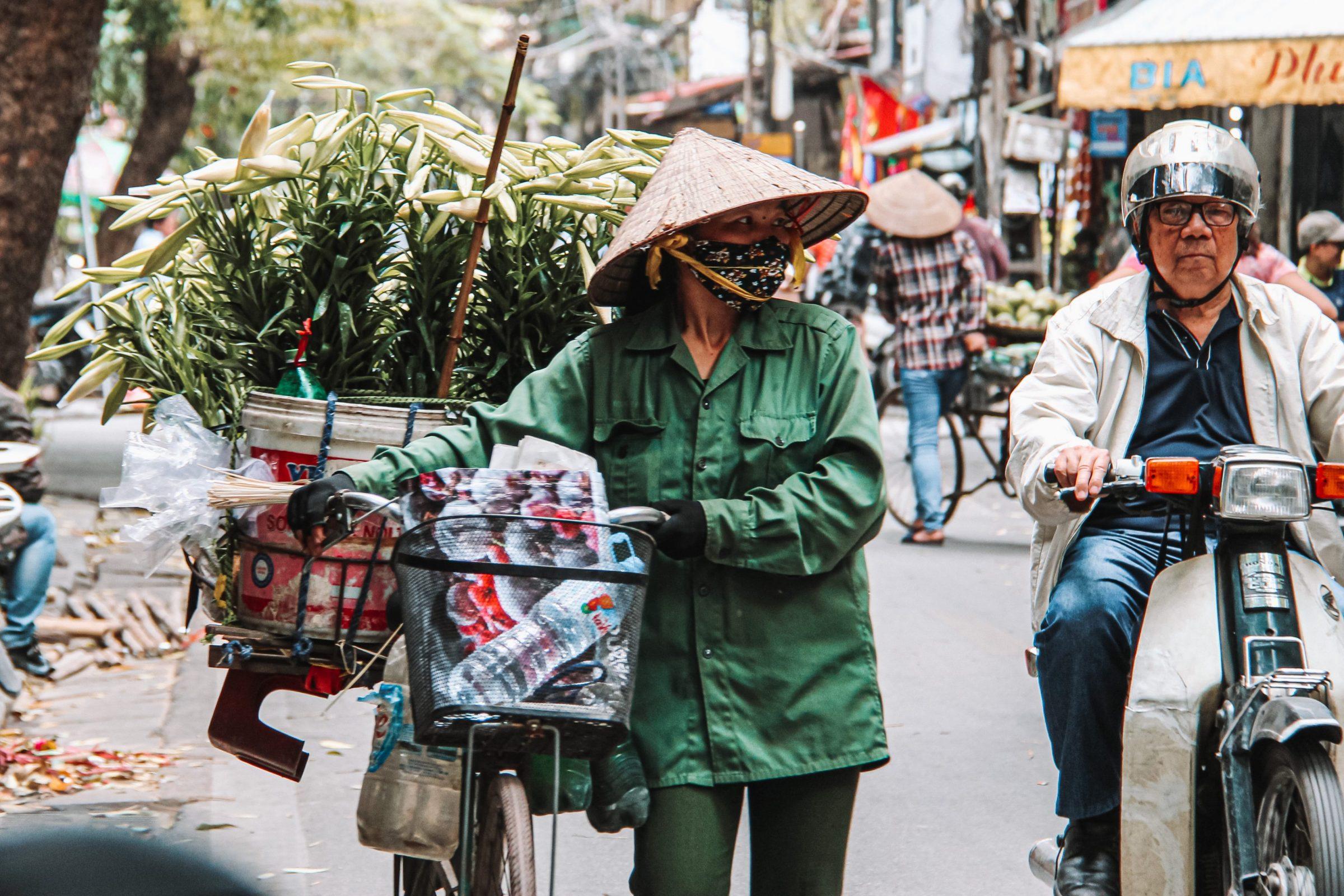 Bezienswaardigheden in Hanoi