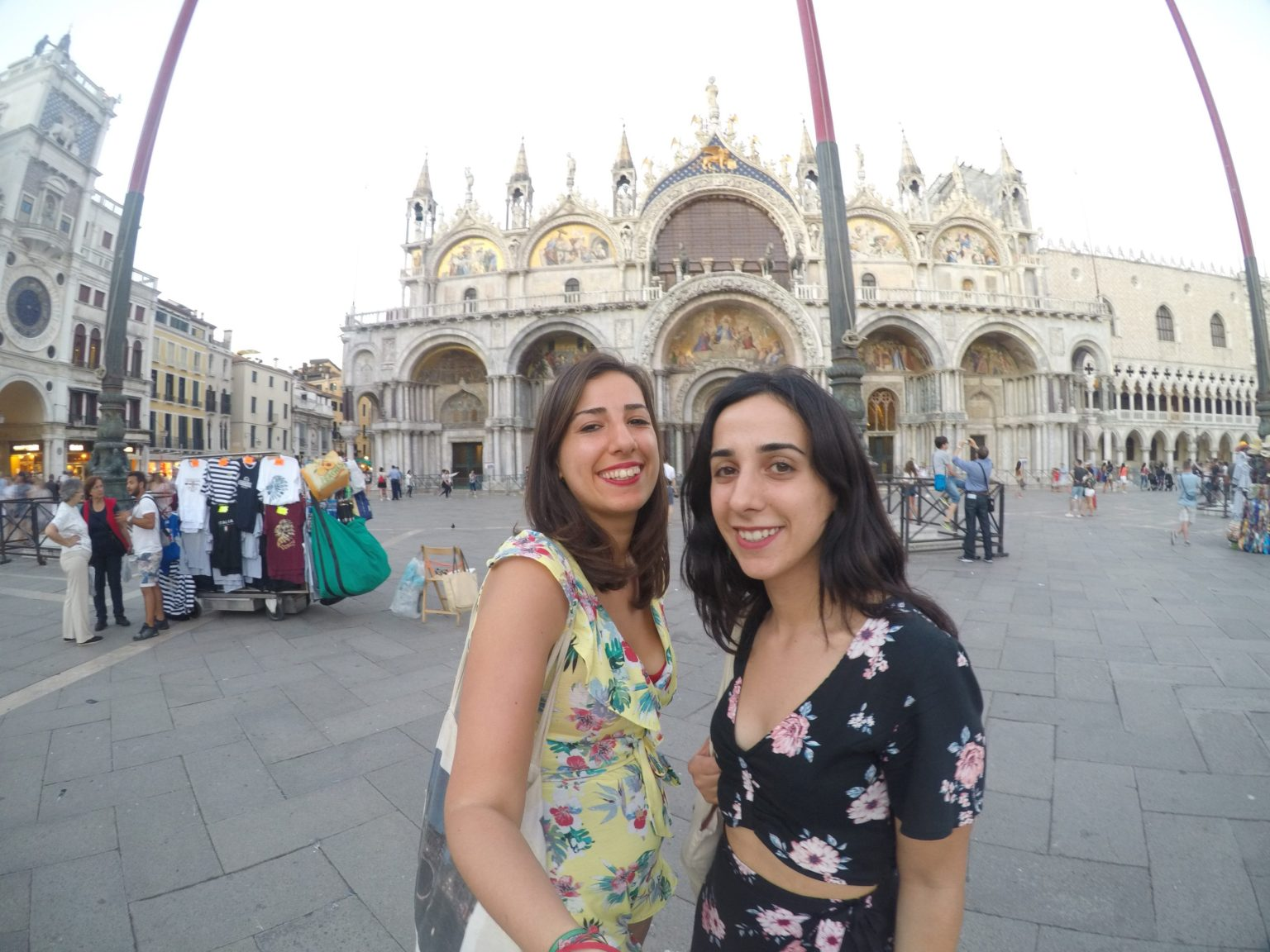 Backpacken in Venetië