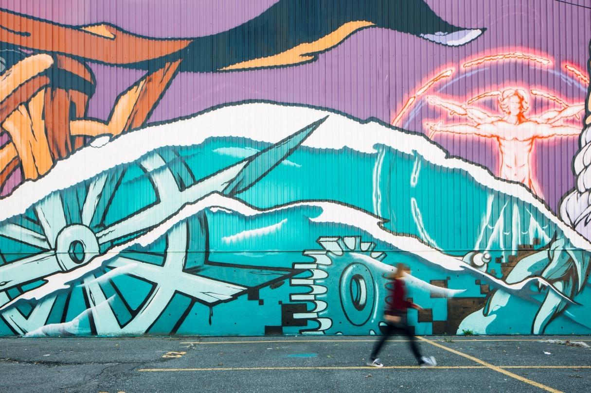 Ottawa Street-art, Canada