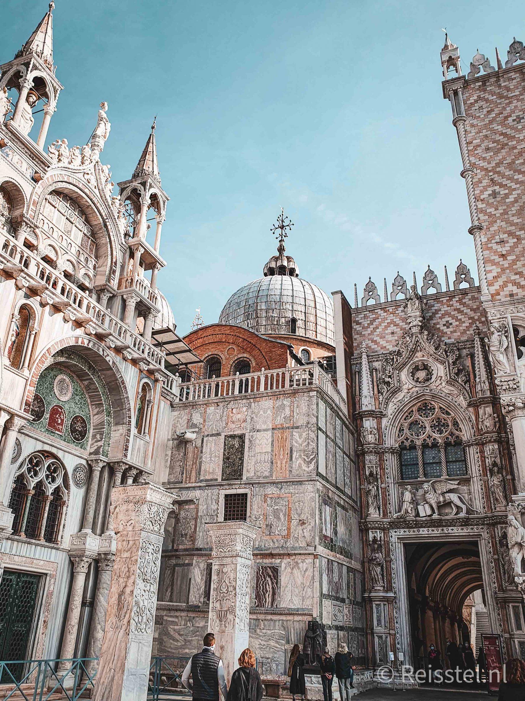 Citytrip Venetië: San Marcoplein