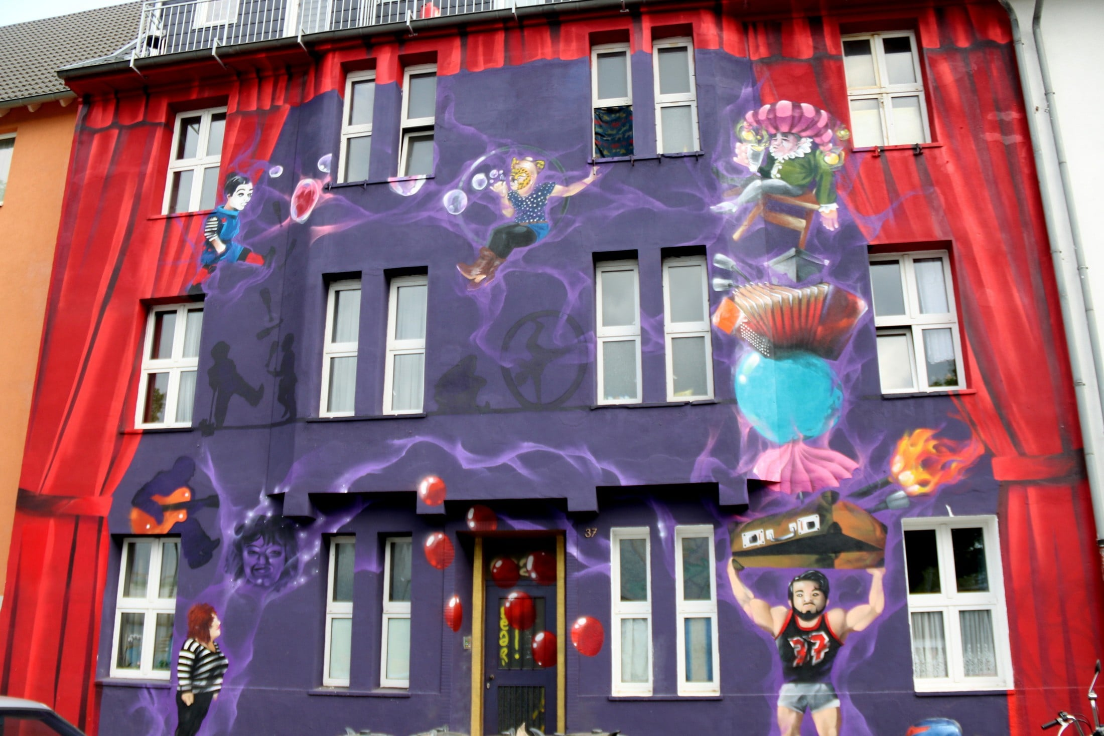 Ruby Leny Kunst Hotel, Düsseldorf