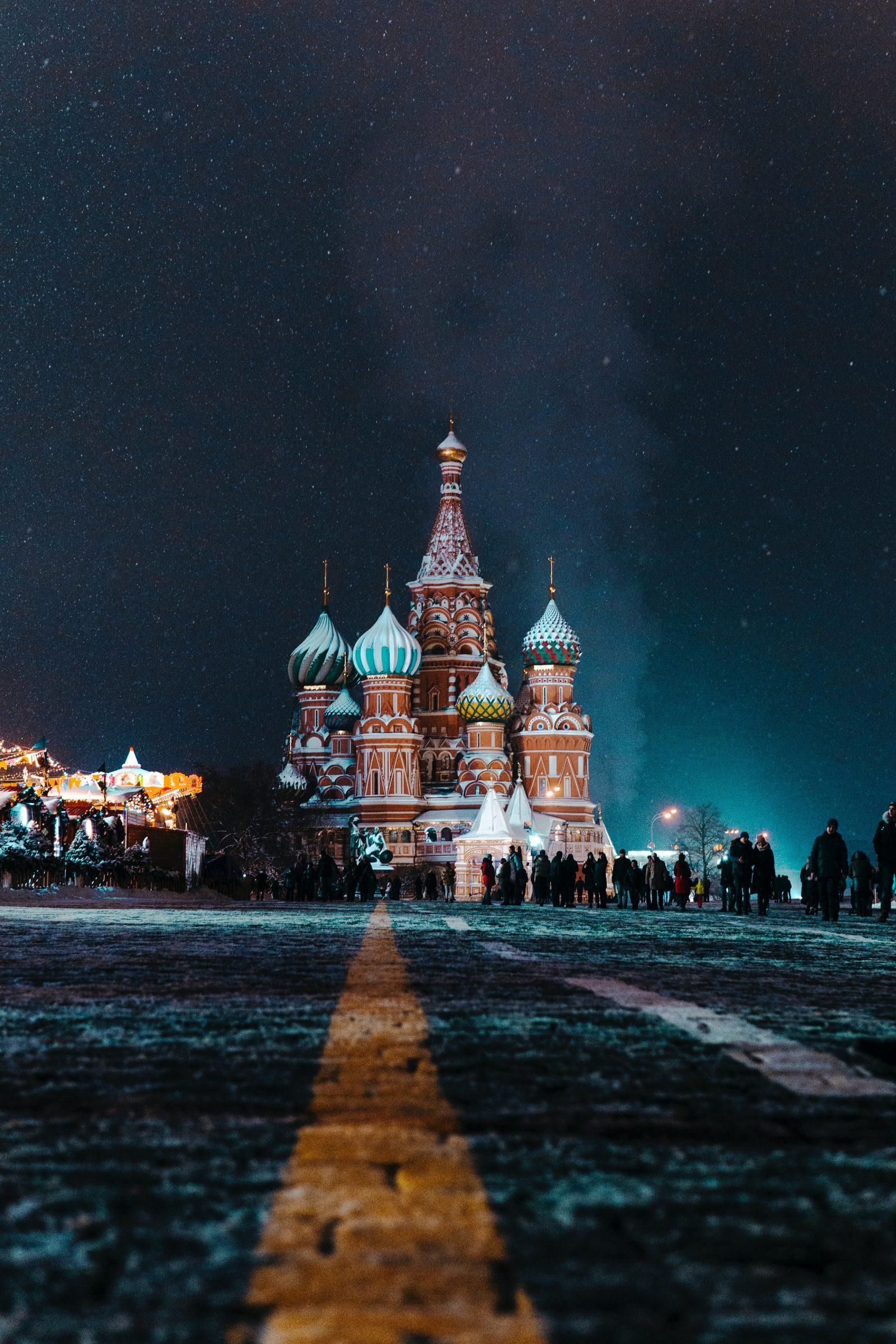 Rusland | Het grootste land ter wereld