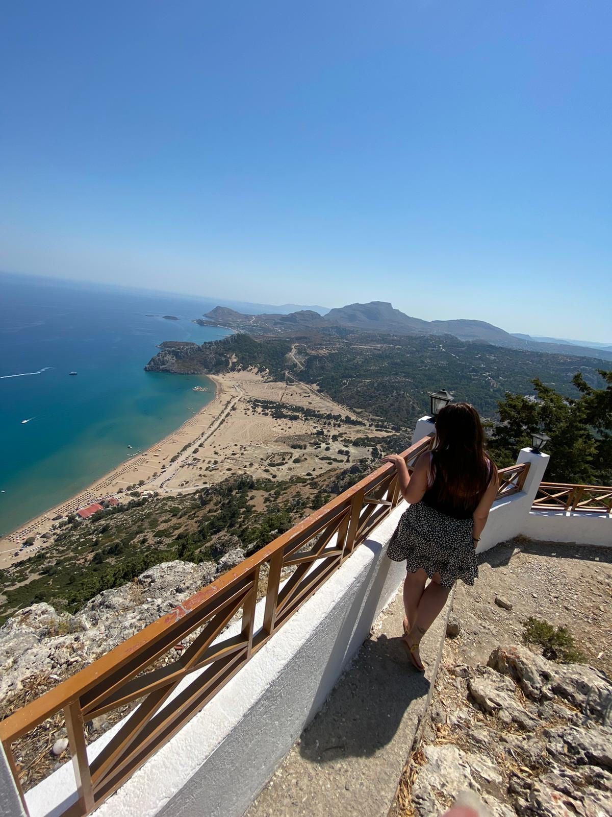 Reizen tijdens corona - Symi, Griekenland