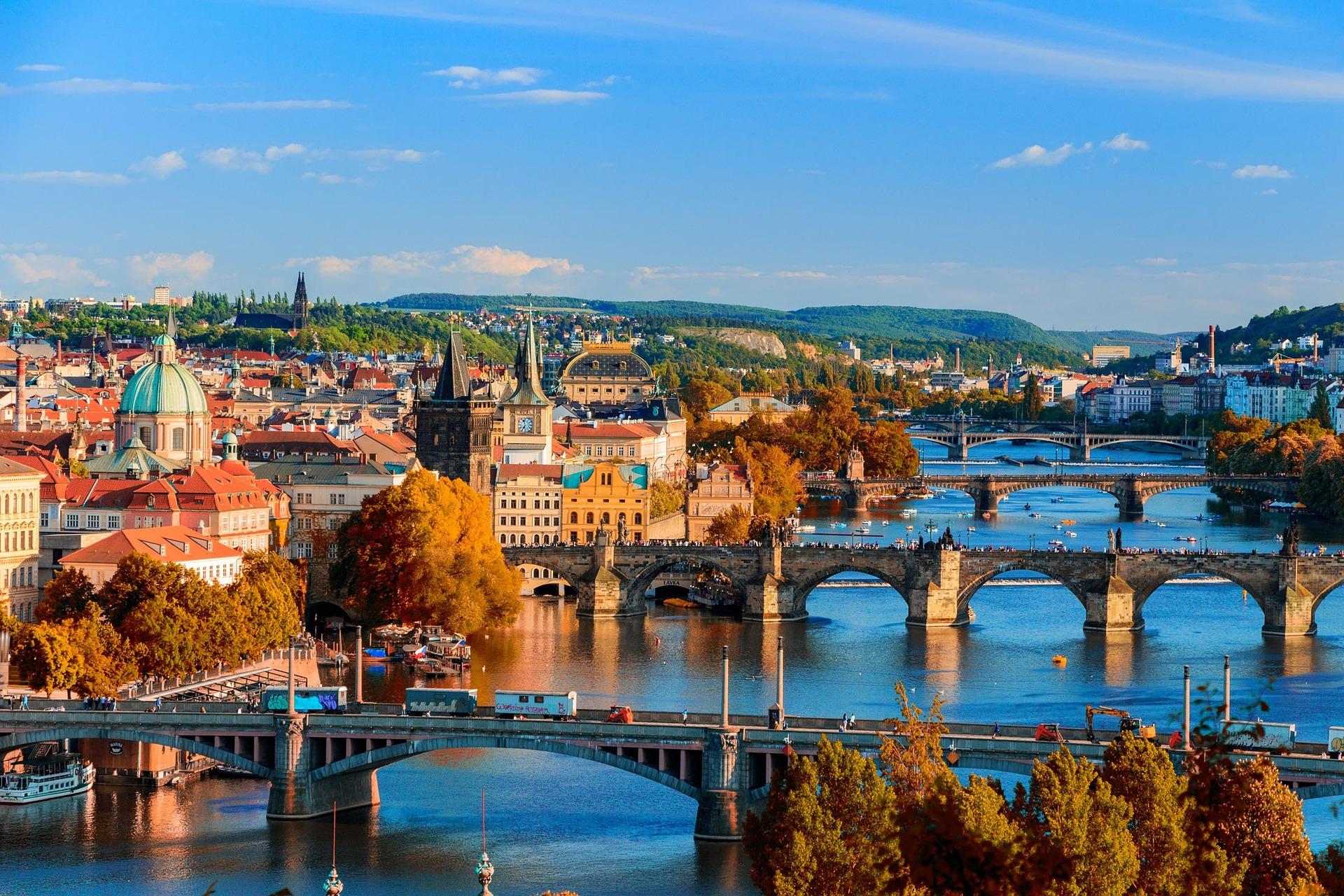 Tsjechië, in 2020 in de top 5 veilige landen van Europa