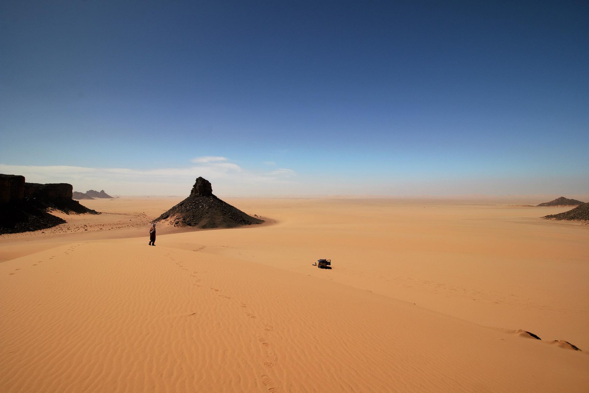 Algerije | #10 van grootste landen ter wereld