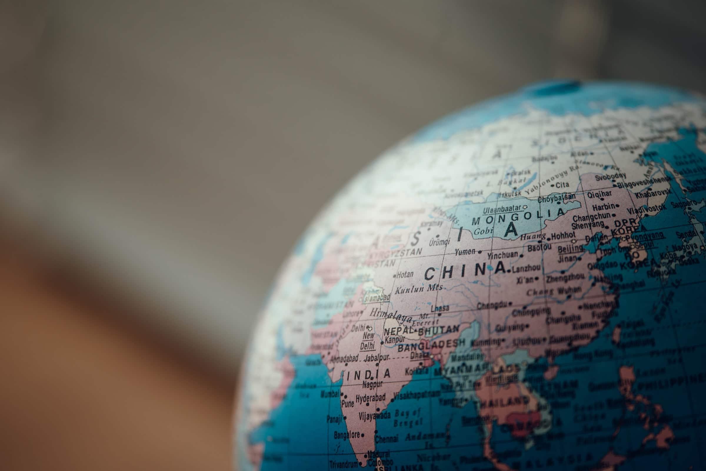 grootste landen ter wereld