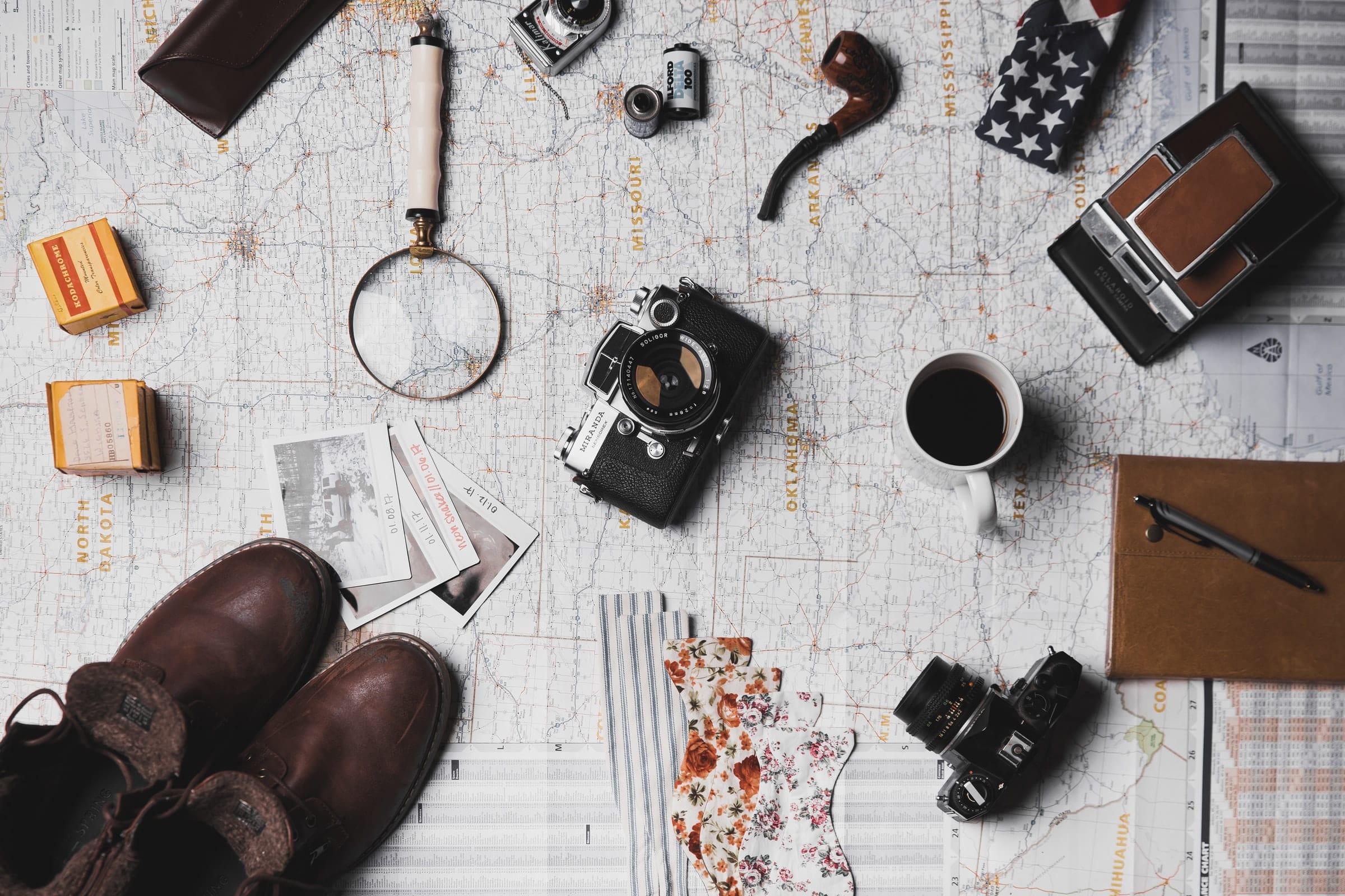 wereldreis plannen handleiding stappenplan