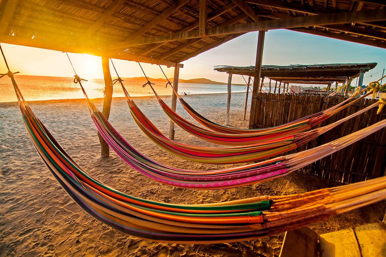 Overnachten in een hangmat | La Guajira