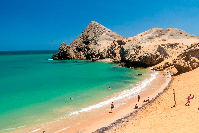 Heerlijke stranden, La Guajira