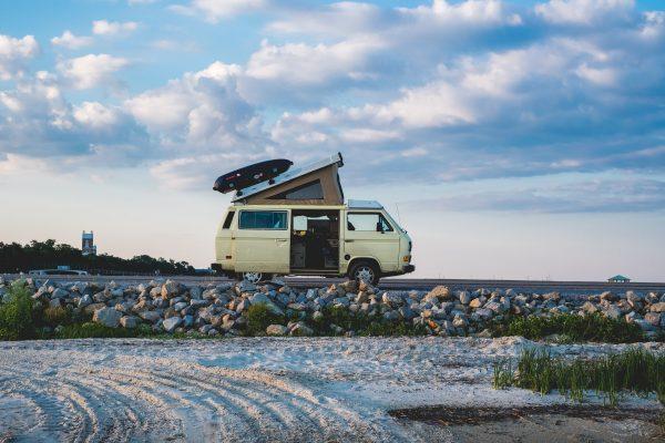 Camper | Vakantie met kinderen | Trends