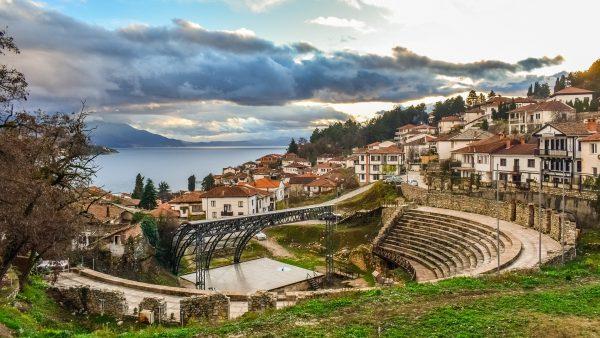 Ohrid, Noord-Macedonië