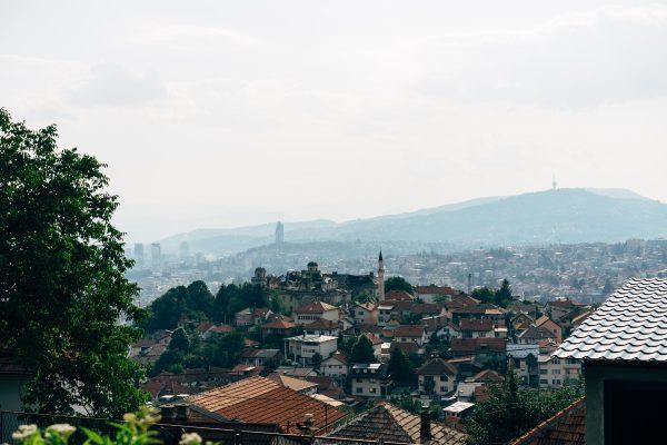 Sarajevo, Bosnië