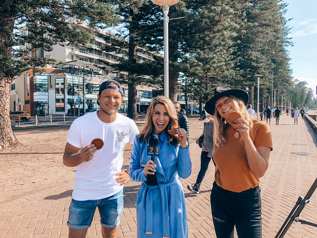 Op het nieuws in Australië