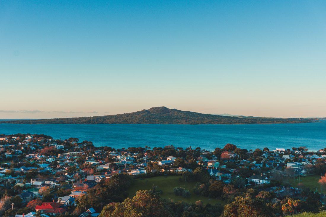 Rangitoto Auckland