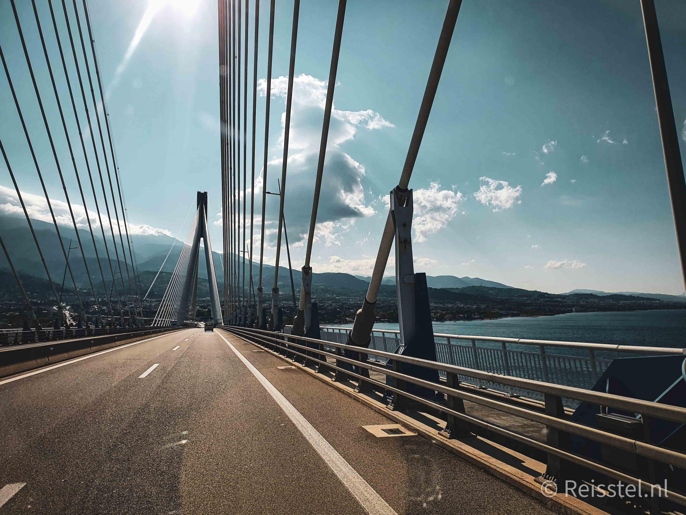 Reisstel.nl | Lockdown in Griekenland | Onderweg naar Peloponnesos