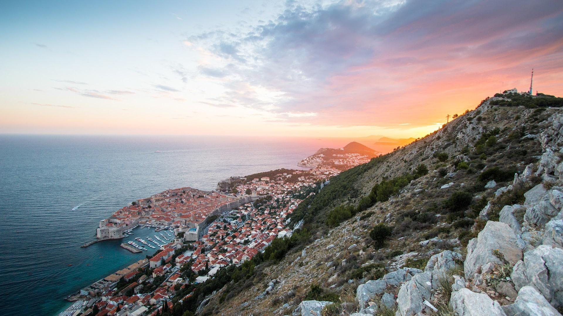 Dubrovnik, Kroatië. Misschien wel de mooiste stad in Europa.