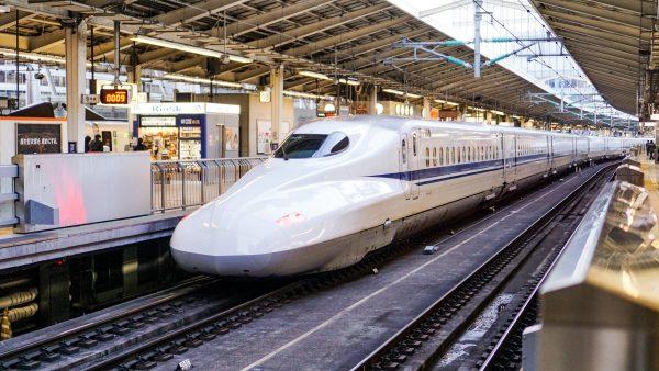 Hogesnelheidstrein   Reisgids Japan