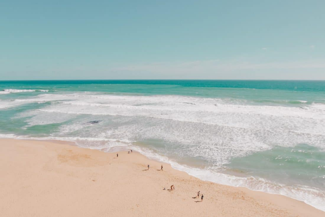 Geheime plekken - ver van de ringweg in Australië