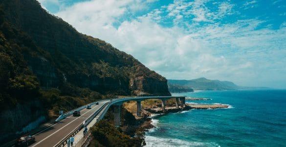 highway 1 ringweg snelweg australië rondreis