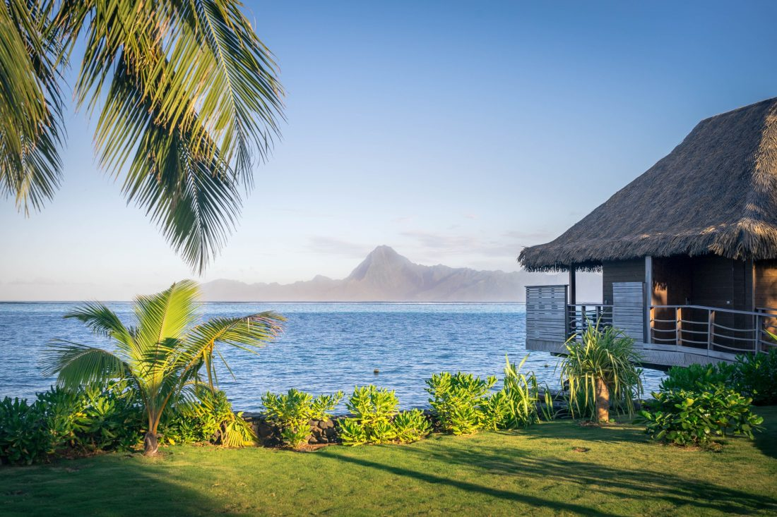 Motu Teta-eiland, Tahiti