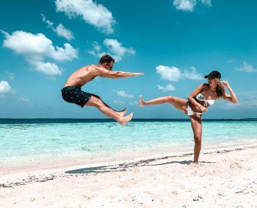 Reis naar de Malediven