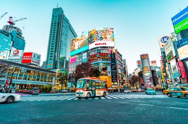 Reisgids Japan   Tokio