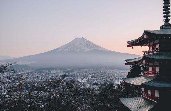 Beklim Mount Fuji   Japan